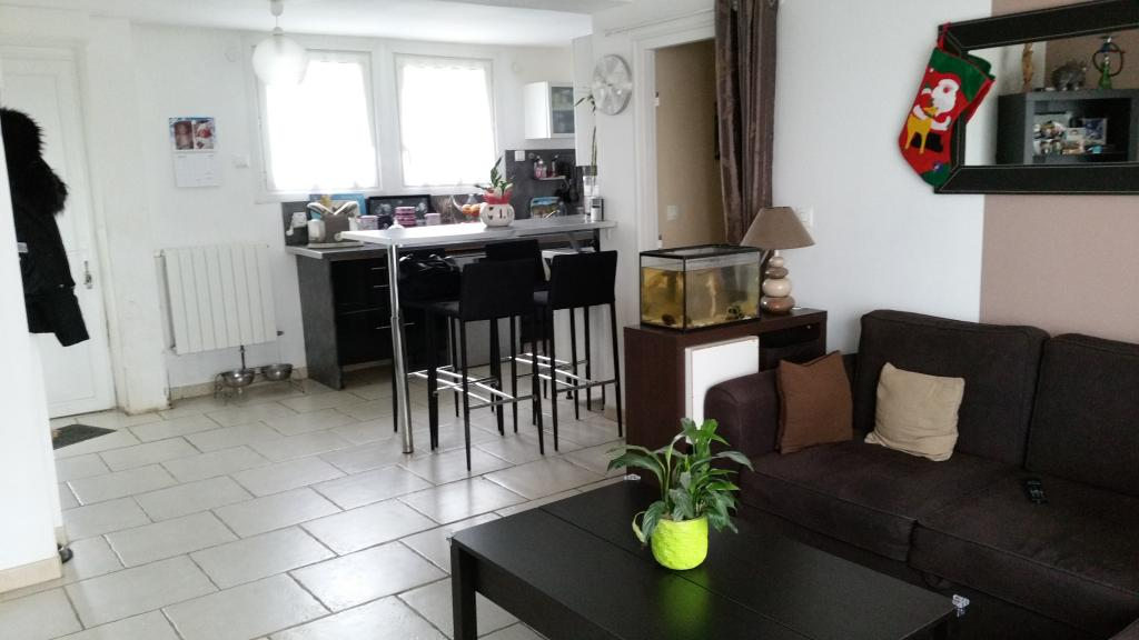 De particulier à particulier Boulogne-sur-Mer, appartement appartement, 57m²