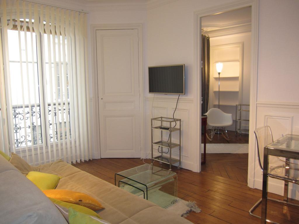 Location d 39 appartement t3 meubl entre particuliers for Chambre a louer paris 17