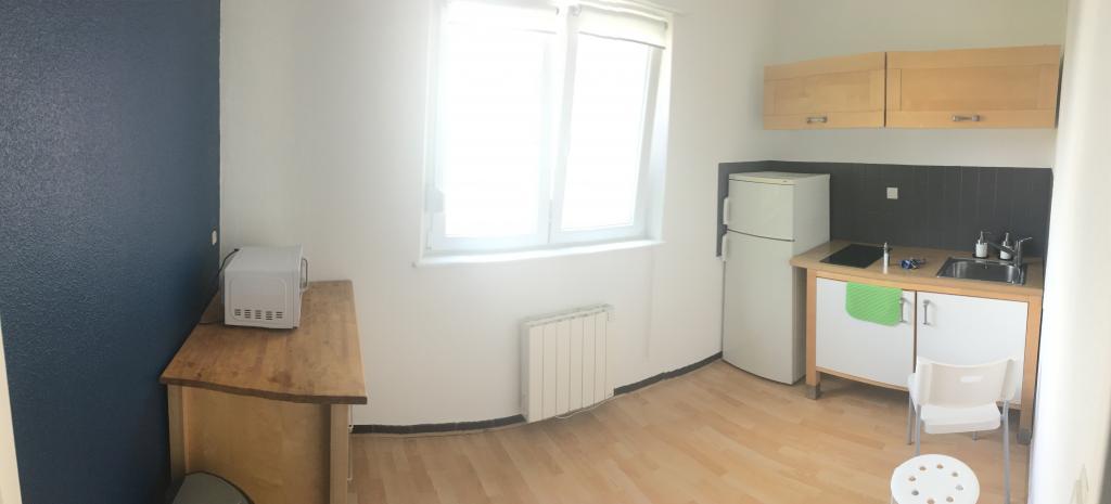 De particulier à particulier, studio à Geispolsheim, 28m²