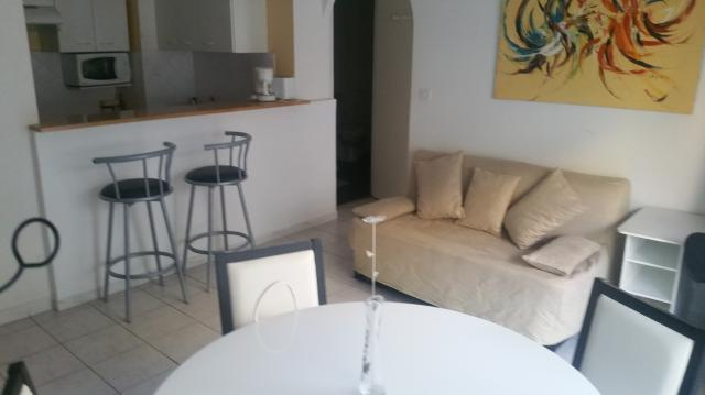 Location appartement T2 Juan les Pins - Photo 1