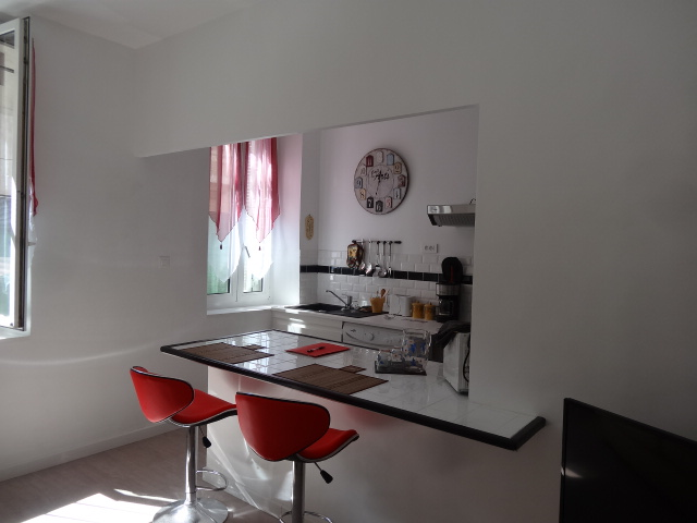 Location appartement T2 Marseille 05 - Photo 1
