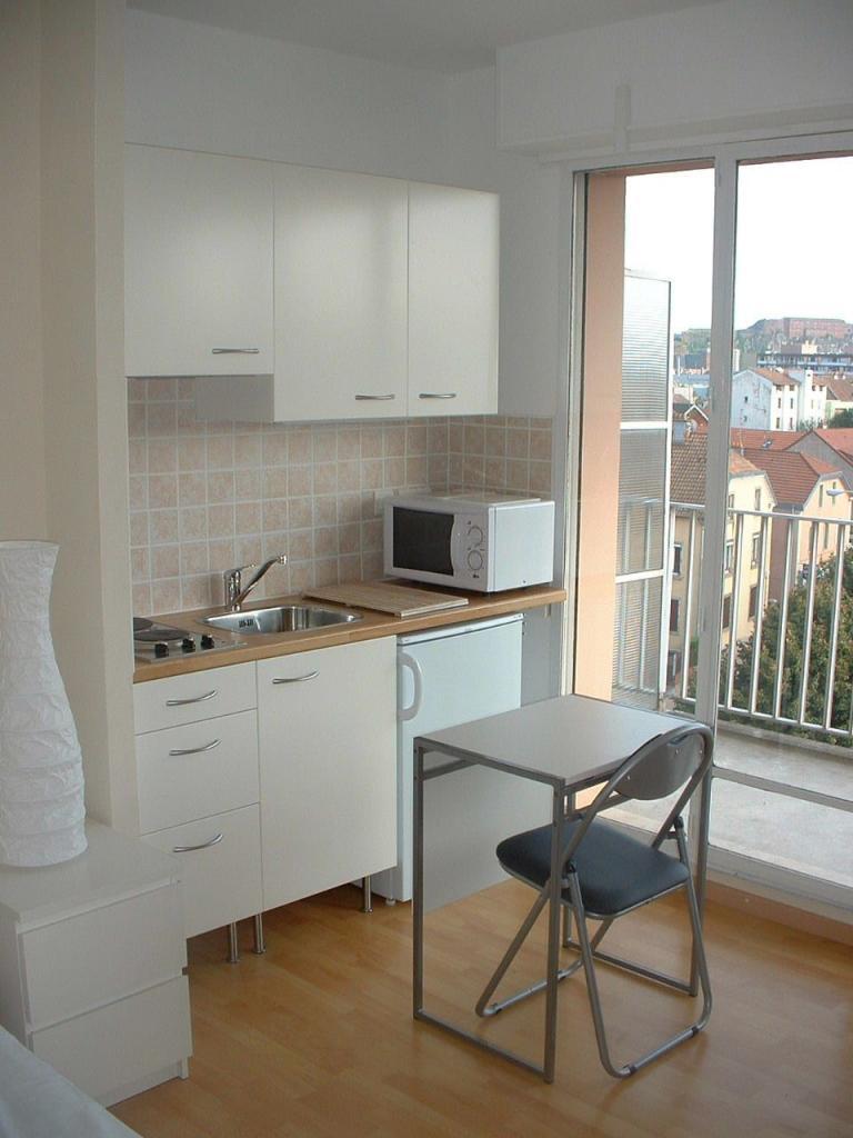 Location appartement entre particulier Belfort, de 18m² pour ce studio