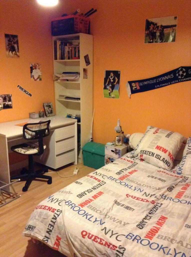 Location d 39 appartement t3 entre particuliers bordeaux for Location appartement bordeaux agence