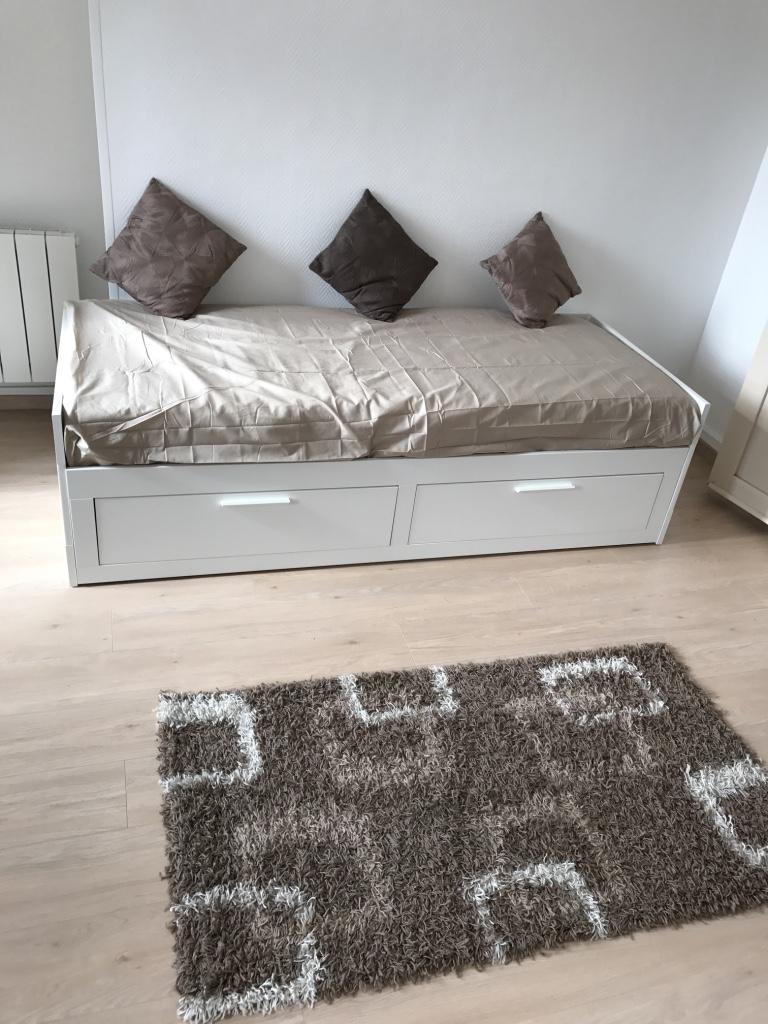 De particulier à particulier, appartement à Cauffry, 25m²