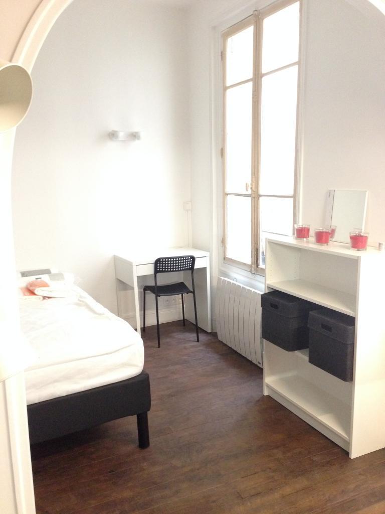 Location d 39 appartement t2 meubl sans frais d 39 agence for Location paris meuble