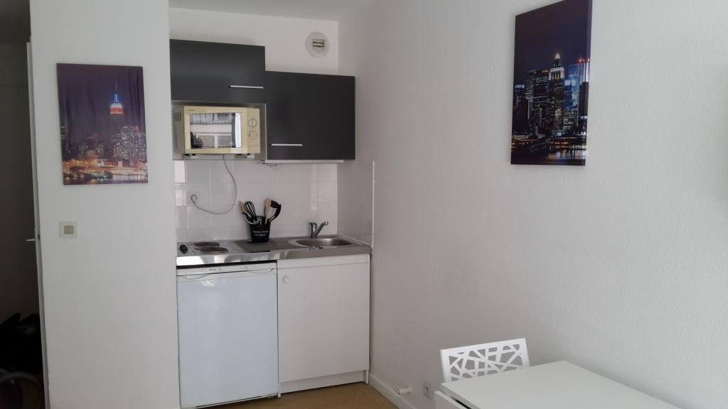 location de studio meubl de particulier particulier nice 500 17 m. Black Bedroom Furniture Sets. Home Design Ideas