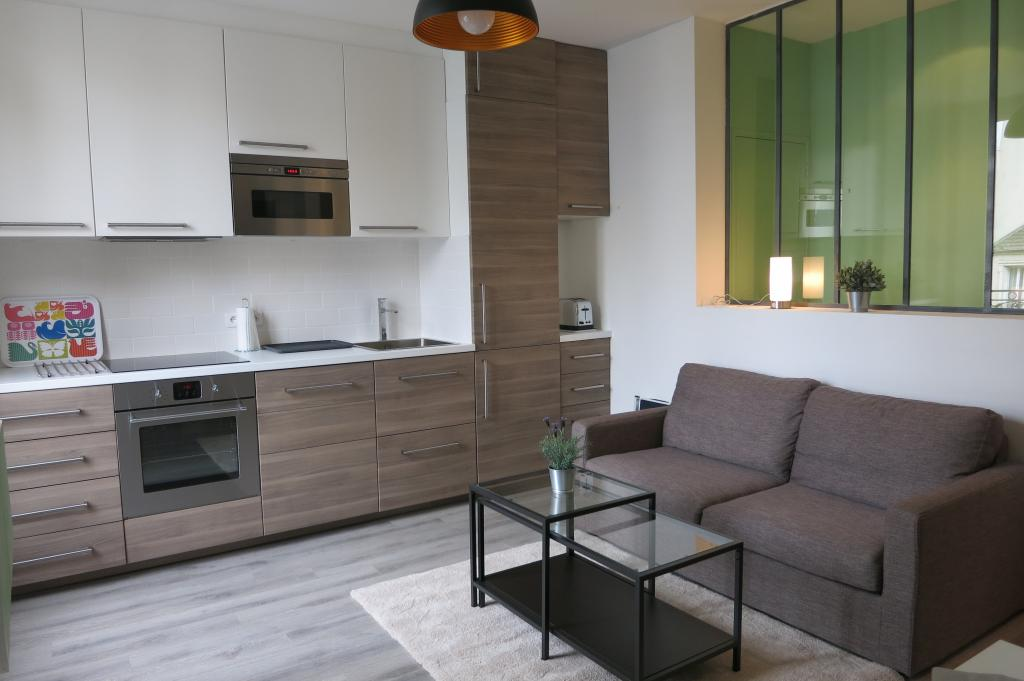 Location d 39 appartement t3 meubl de particulier - Location studio meuble issy les moulineaux ...