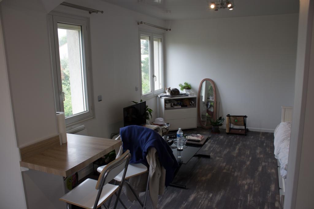 Location appartement entre particulier Saint-Jean-de-Védas, studio de 26m²