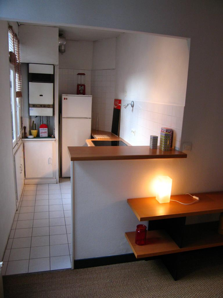 Location d 39 appartement t2 meubl de particulier for Location studio meuble paris