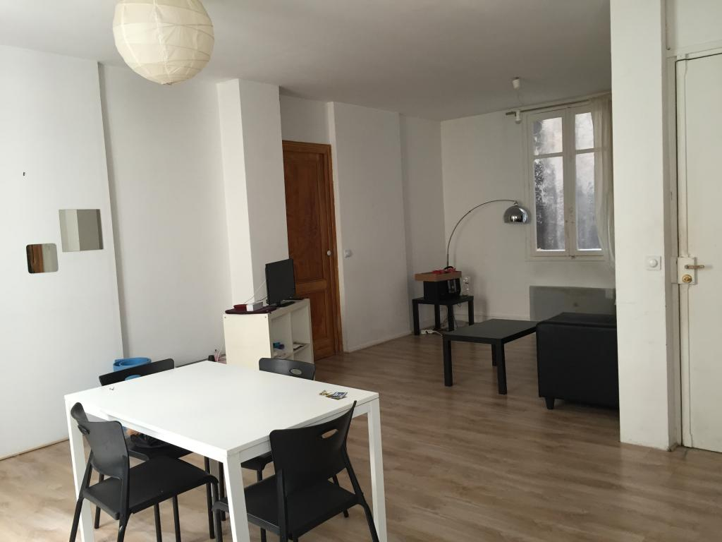 Location d 39 appartement t3 entre particuliers bordeaux for Location particulier bordeaux