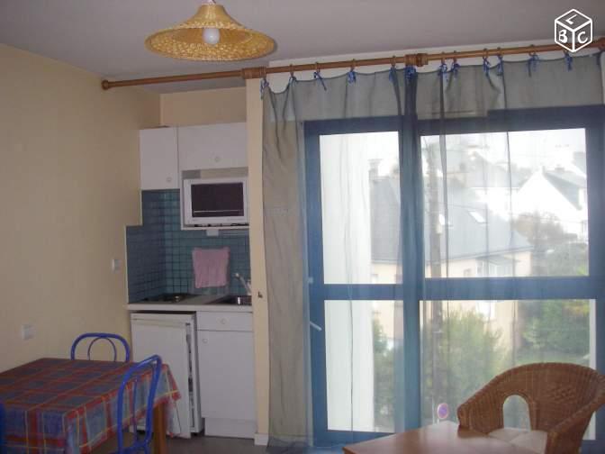 Location immobilière par particulier, Auray, type studio, 17m²