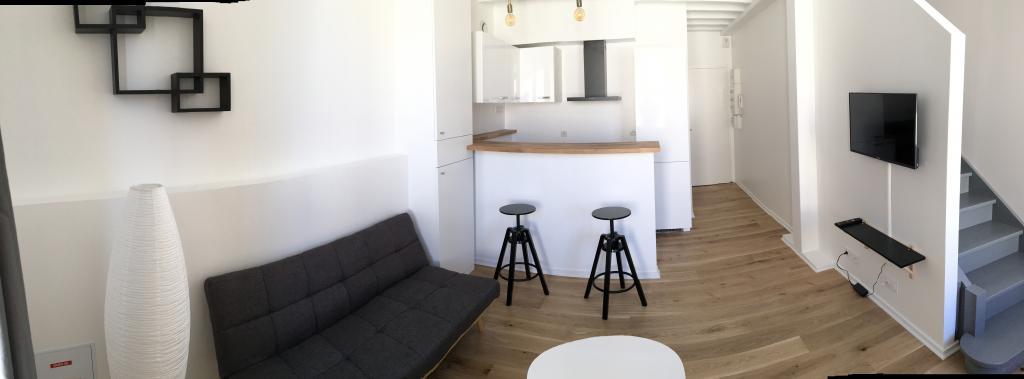 location d 39 appartement t2 meubl entre particuliers bordeaux 790 40 m. Black Bedroom Furniture Sets. Home Design Ideas