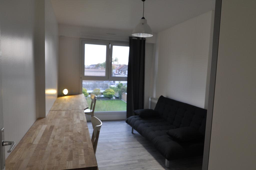 location d 39 appartement t1 meubl entre particuliers lille 460 21 m. Black Bedroom Furniture Sets. Home Design Ideas