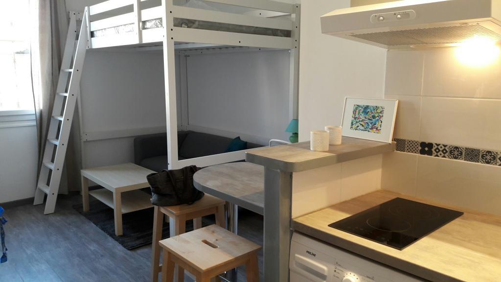 location de studio meubl entre particuliers toulouse 500 20 m. Black Bedroom Furniture Sets. Home Design Ideas