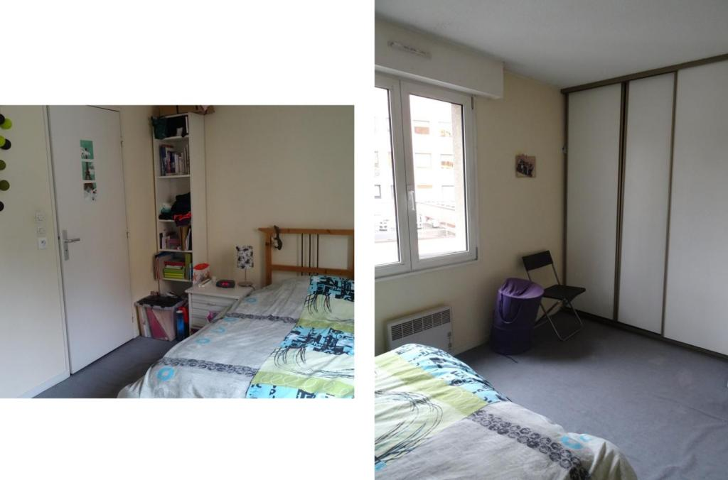 Location d 39 appartement t2 de particulier lille 760 for Location t2 meuble lille