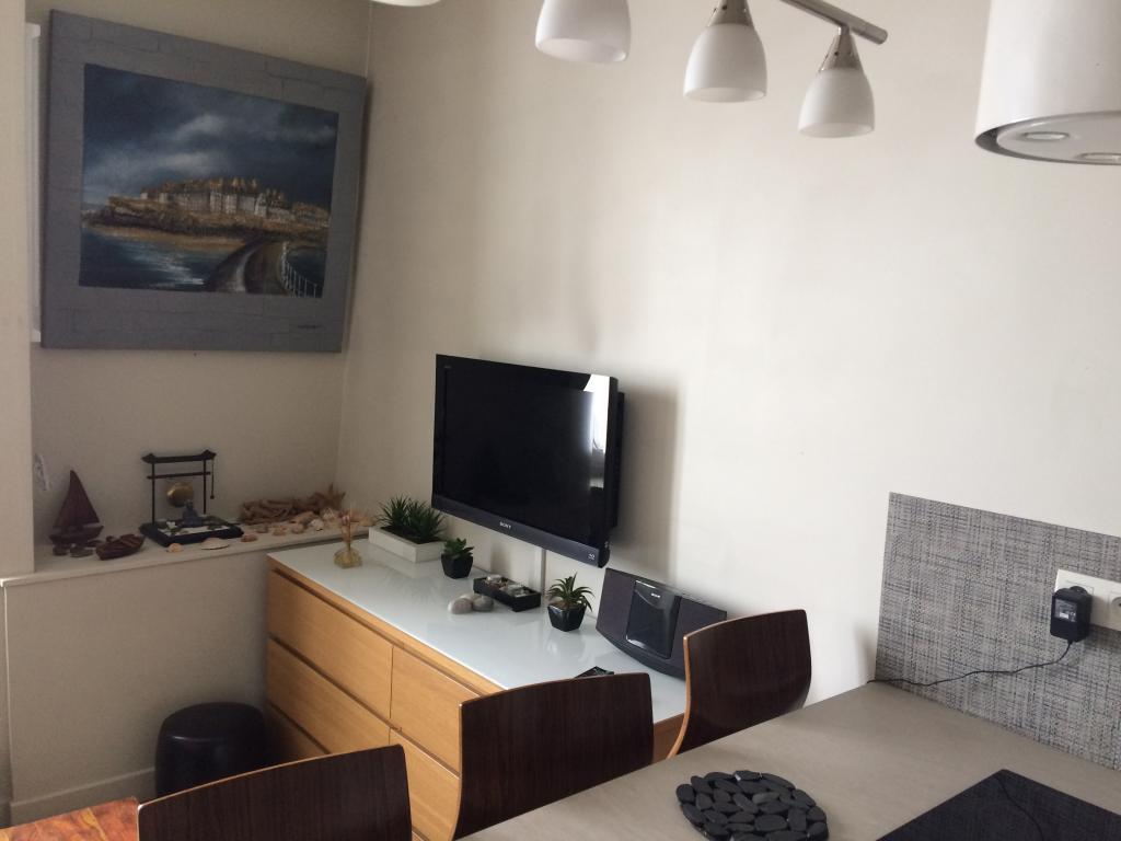 Location de particulier à particulier, appartement, de 23m² à Saint-Malo
