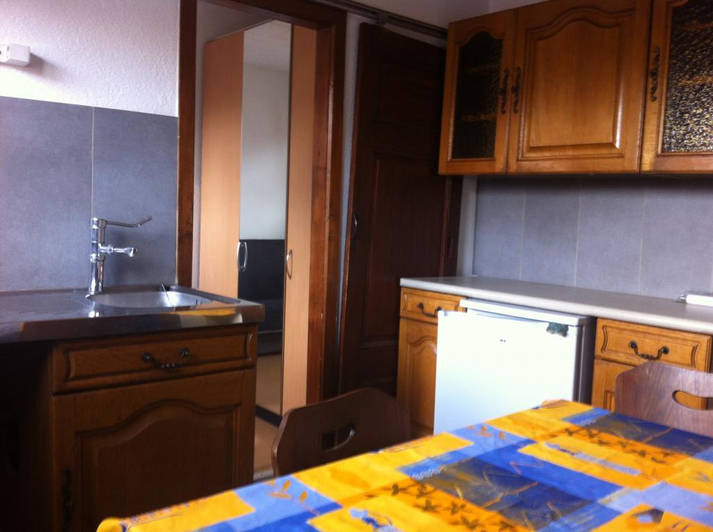 location de studio meubl entre particuliers colmar 380 20 m. Black Bedroom Furniture Sets. Home Design Ideas