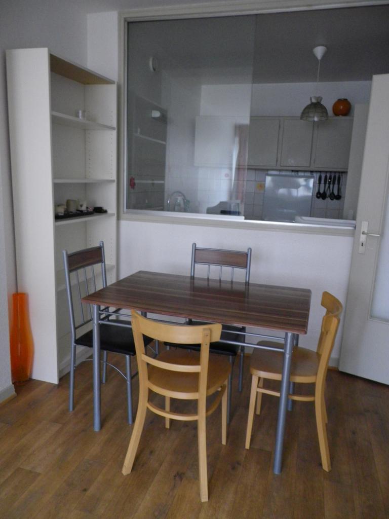 Location d 39 appartement t3 meubl sans frais d 39 agence for Location studio meuble strasbourg