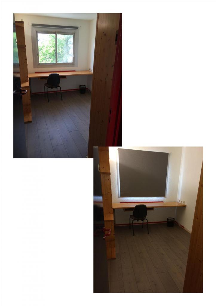 Chambre de 9m2 louer sur rennes location appartement for Surface minimale chambre 9m2