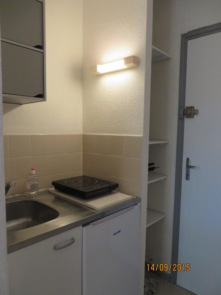 location de studio meubl de particulier particulier toulouse 420 17 m. Black Bedroom Furniture Sets. Home Design Ideas