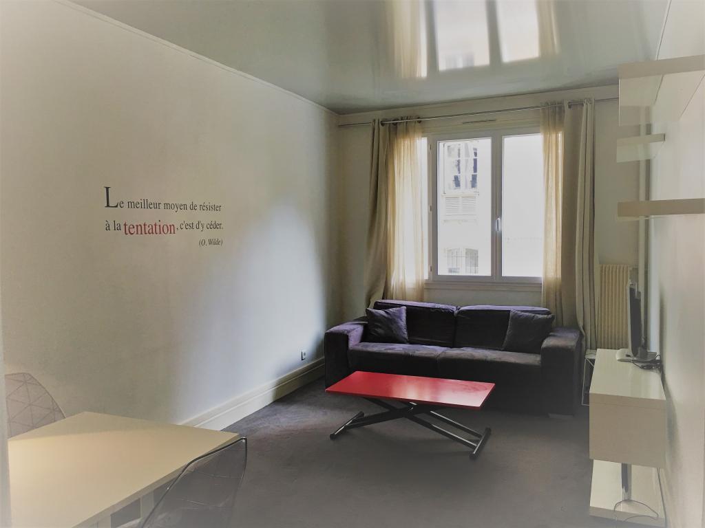 Location de studio meubl de particulier paris 75016 for Location studio meuble paris 16