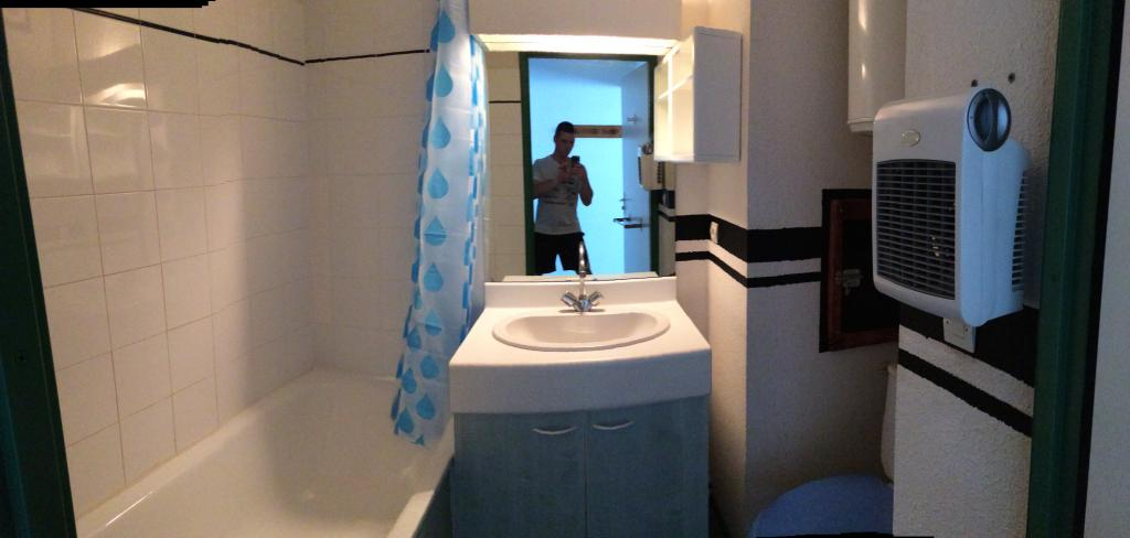 location de studio meubl entre particuliers lyon 69003 550 20 m. Black Bedroom Furniture Sets. Home Design Ideas