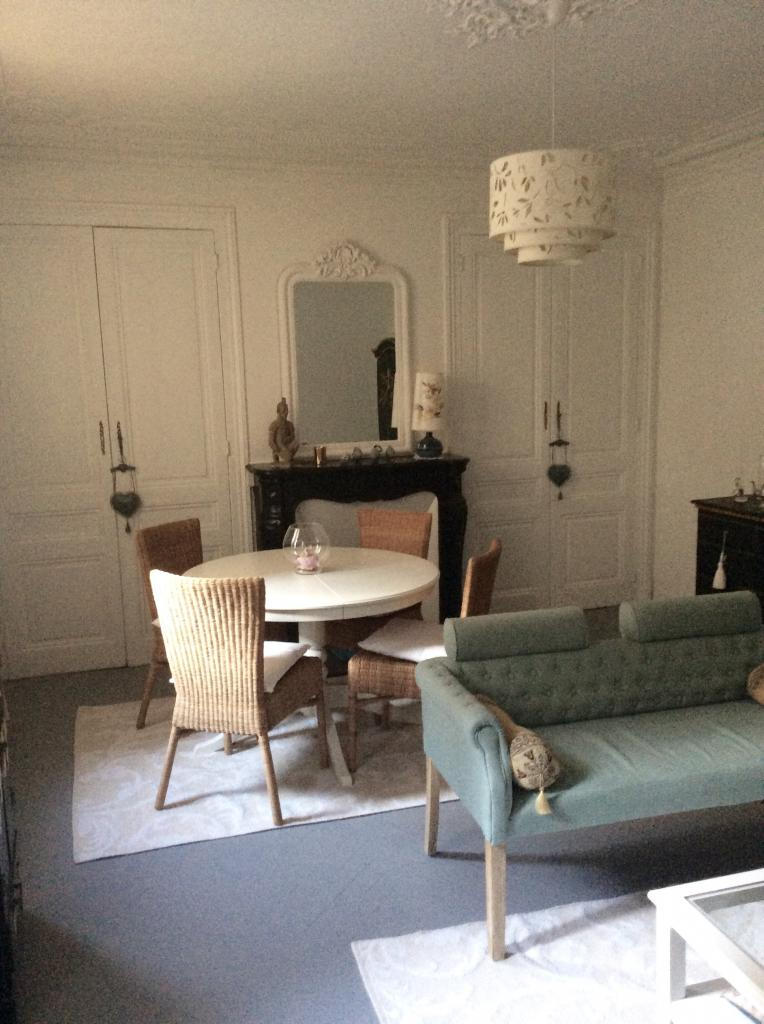 Location d 39 appartement t2 meubl entre particuliers for Location meuble rouen