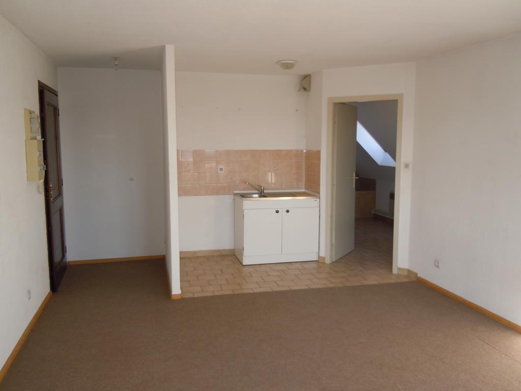 De particulier à particulier, appartement à Wittelsheim, 35m²