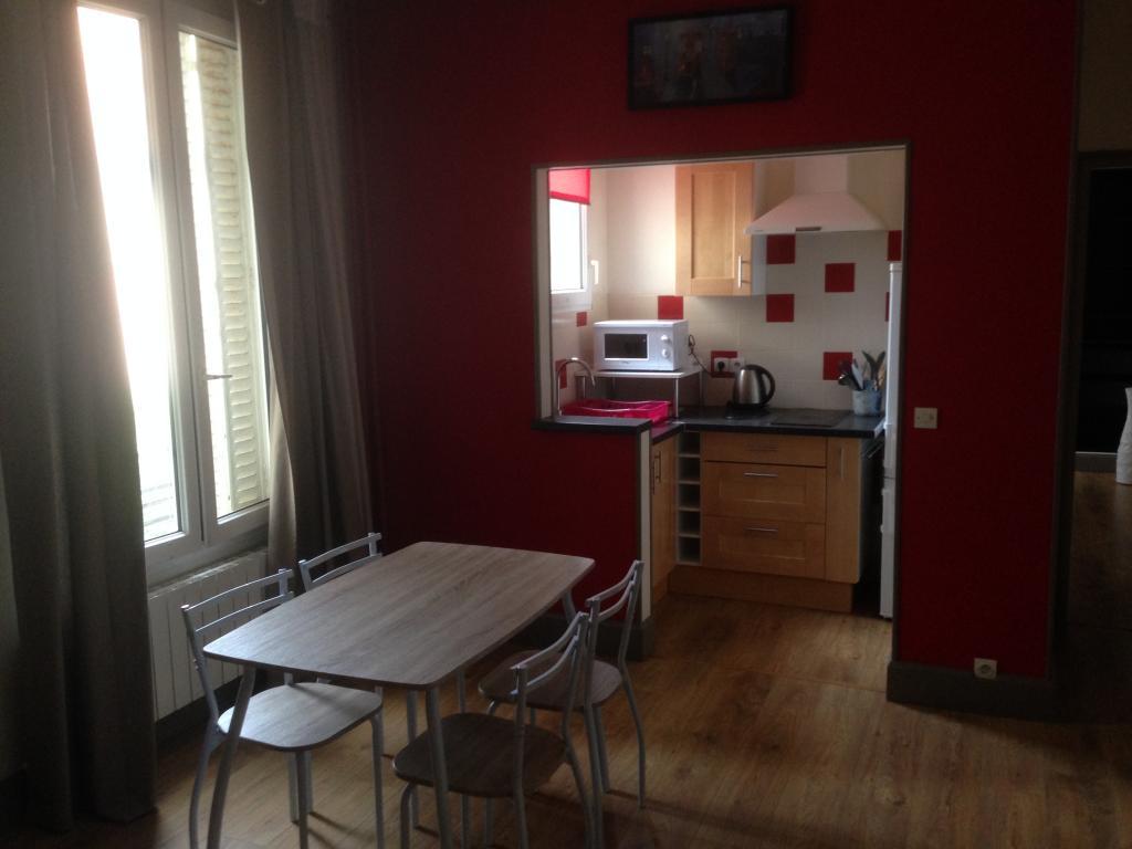 Location d 39 appartement t2 meubl de particulier for Caution bail meuble