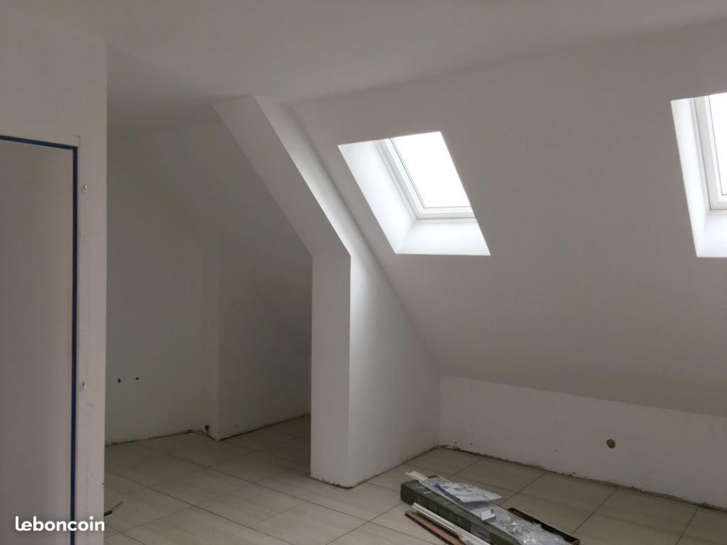 Location particulier à particulier, appartement, de 38m² à Rieux
