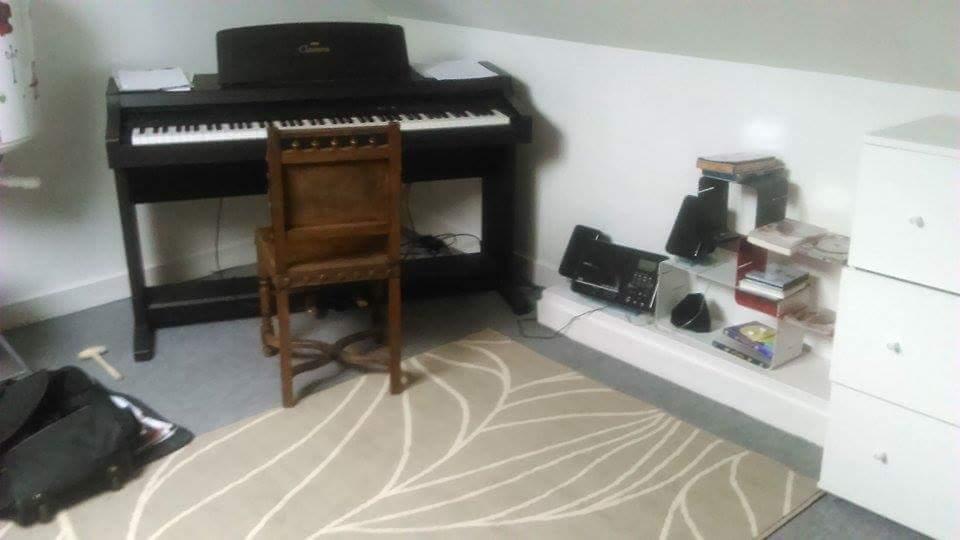 location d 39 appartement t2 de particulier angers 340 20 m. Black Bedroom Furniture Sets. Home Design Ideas