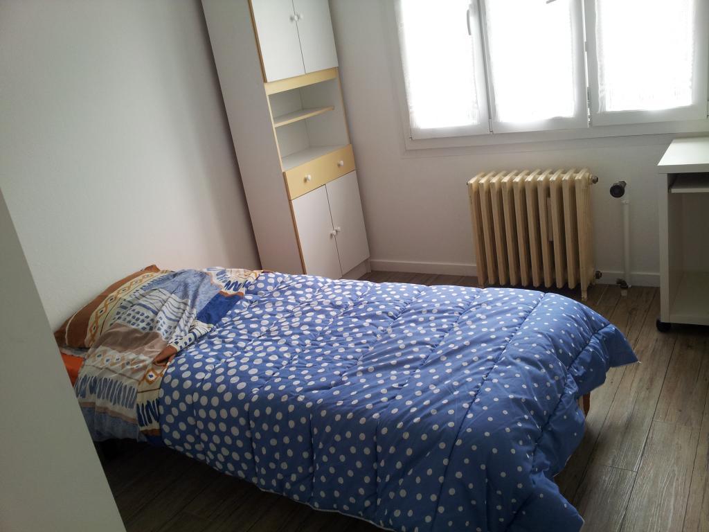 Location de particulier à particulier à Rennes, appartement chambre de 15m²