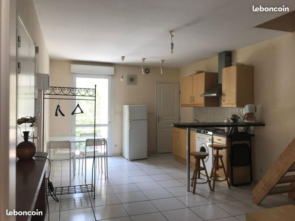Location d 39 appartement t3 meubl de particulier for Location appartement particulier bordeaux