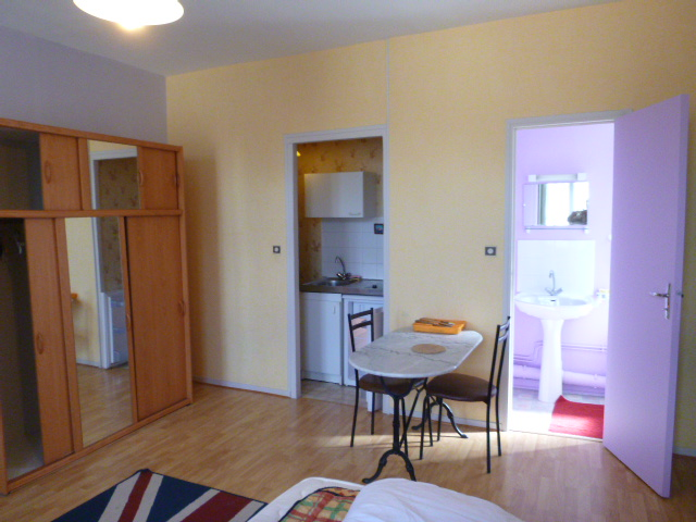 Location appartement T1 Troyes - Photo 2