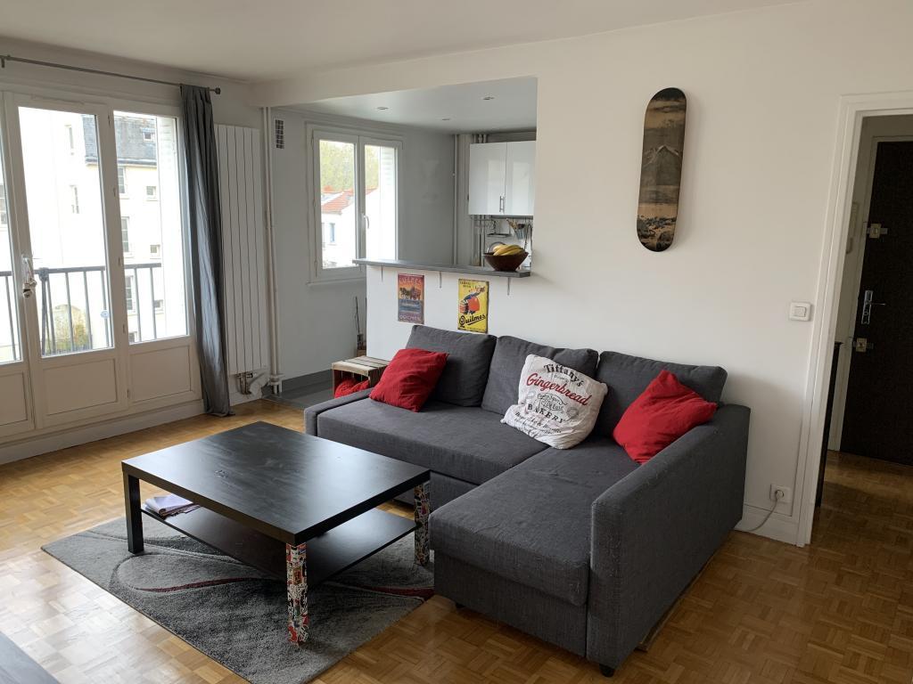 Particulier location, appartement, de 63m² à Gentilly