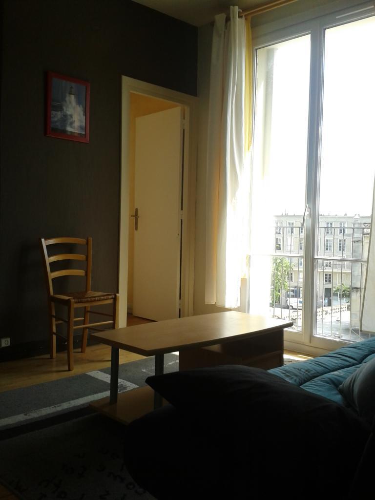 Location d 39 appartement t2 meubl de particulier au havre 515 36 m - Location chambre le havre ...