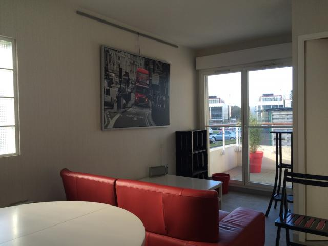 Location appartement T2 Rennes - Photo 1