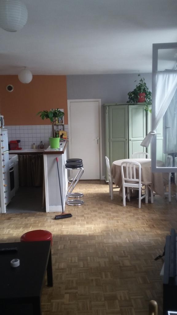 location d 39 appartement t2 de particulier particulier rouen 480 44 m. Black Bedroom Furniture Sets. Home Design Ideas