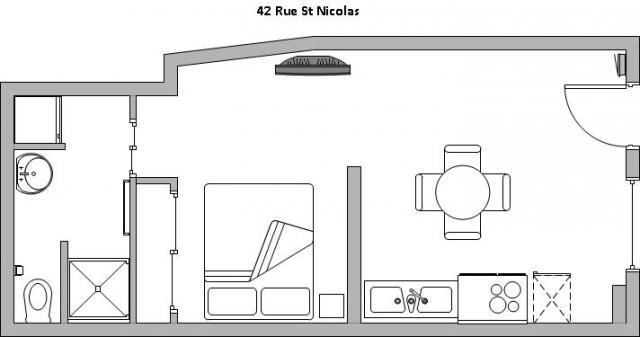 location appartement bordeaux entre particuliers. Black Bedroom Furniture Sets. Home Design Ideas