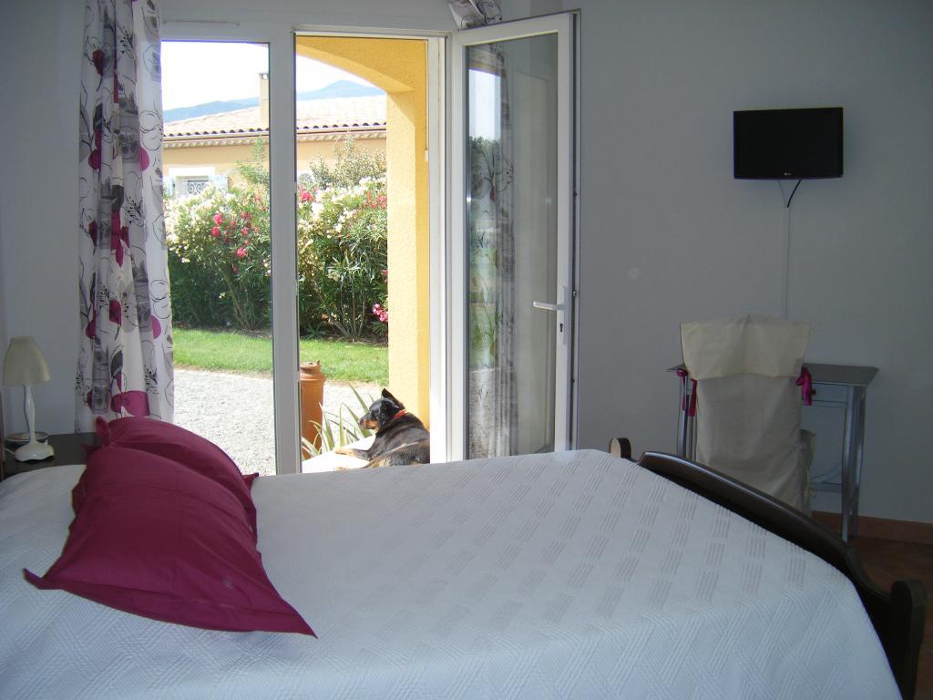 De particulier à particulier Argelès-sur-Mer, appartement chambre de 20m²