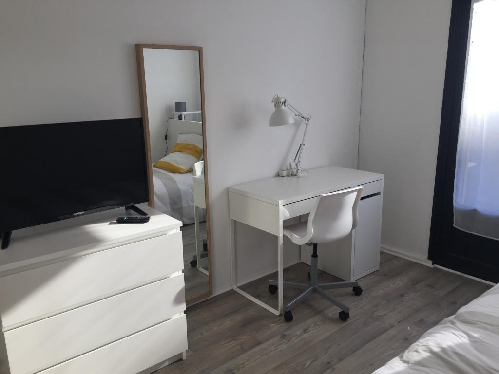 1 chambre disponible en colocation sur Villeurbanne
