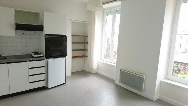 Location studio brest de particulier particulier for Location meuble brest
