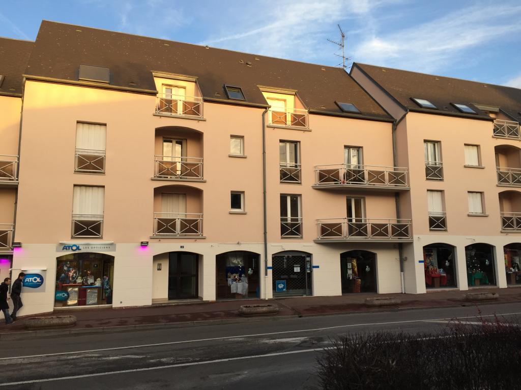 Appartement particulier à Dreux, %type de 34m²