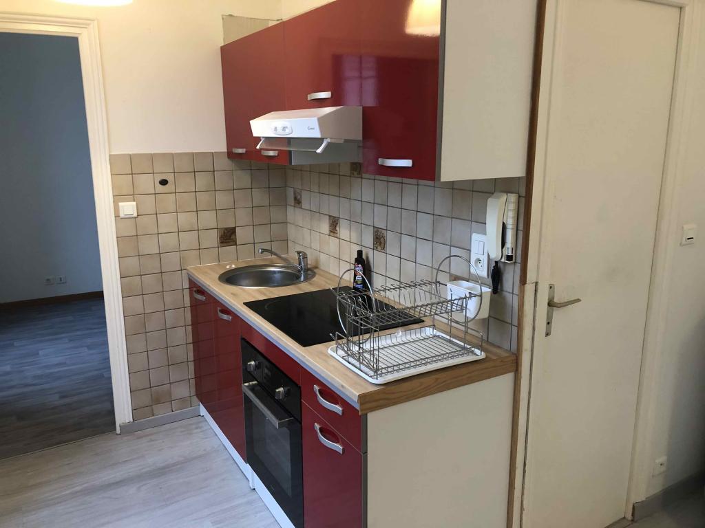 De particulier à particulier Lairoux, appartement appartement de 36m²