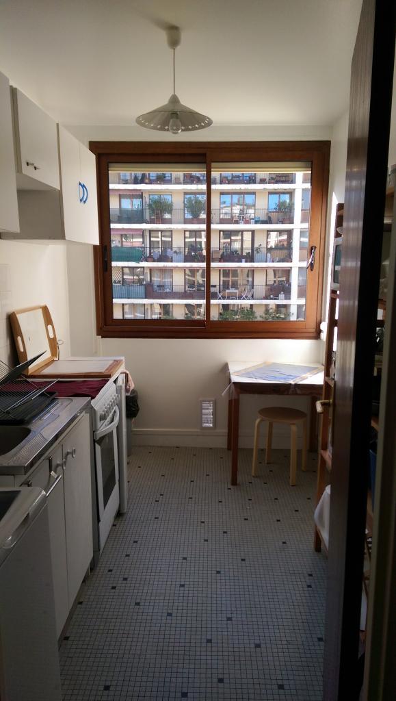 Studio de 33m2 à louer sur Boulogne Billancourt