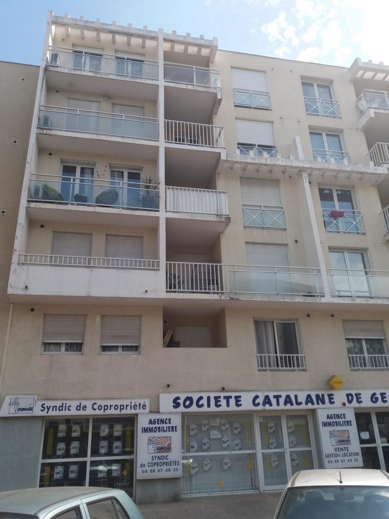 Appartement de 41m2 à louer sur Perpignan