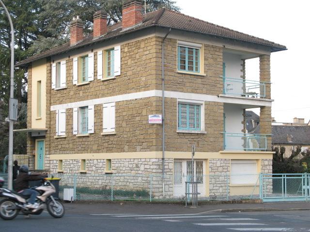 Location particulier Brive-la-Gaillarde, studio, de 38m²