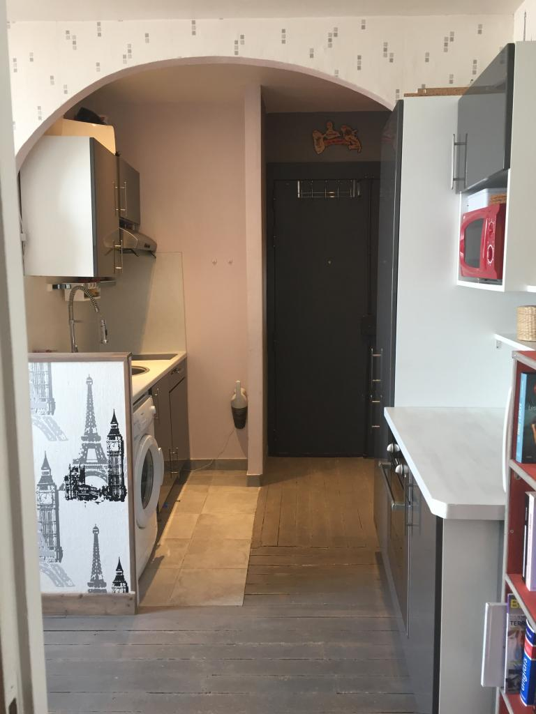 De particulier à particulier , appartement, de 27m² à Argenteuil