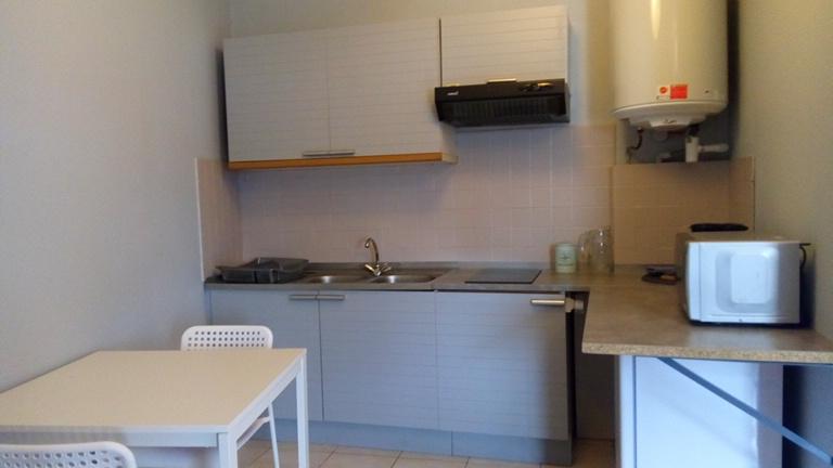 Location appartement entre particulier Lorient, de 21m² pour ce appartement