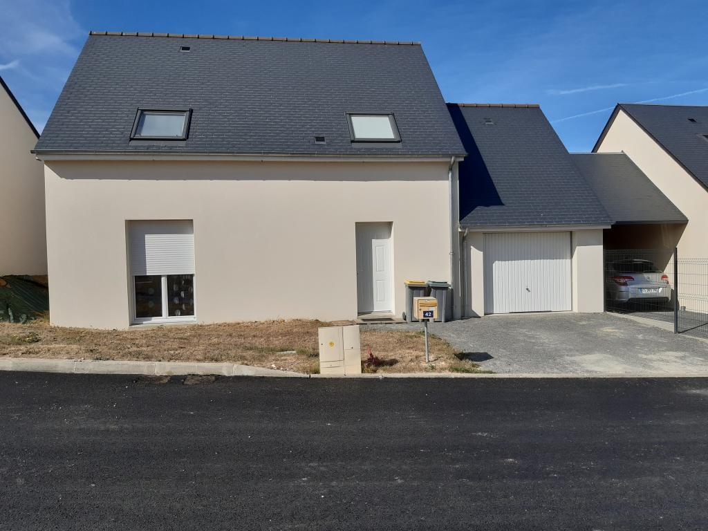 Entre particulier , maison, de 91m² à Lussault-sur-Loire